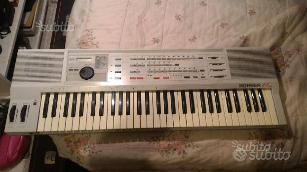 Tastiera vintage Hohner KS61 midi