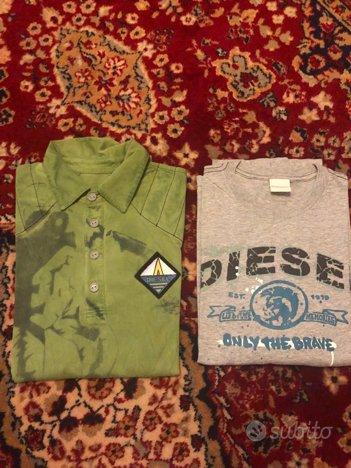 Magliette Diesel
