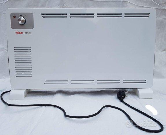 Stufa elettrica 2000W Bimar S6O1.EU