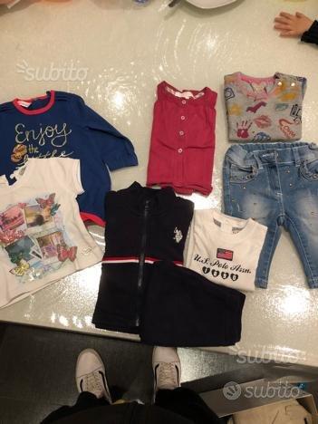 Abbigliamento bambino 6-12 mesi grandi marche - Tutto per ...