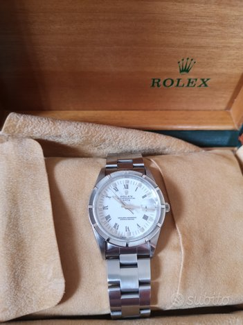 Rolex oyster perpetual date 34 mm