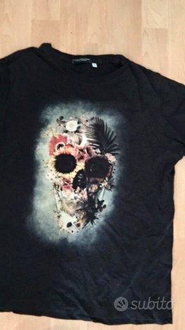 A 4 mani concept brand maglietta maglia shirt t-sh