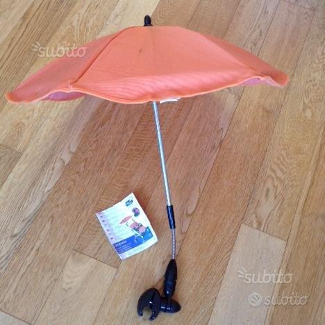 Ombrellino parasole arancione