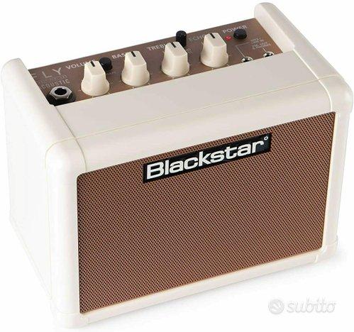 Blackstar Fly 3 - Mini amplificatore acustico