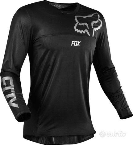 Fox completo air nero tuta motocross enduro 36+XL