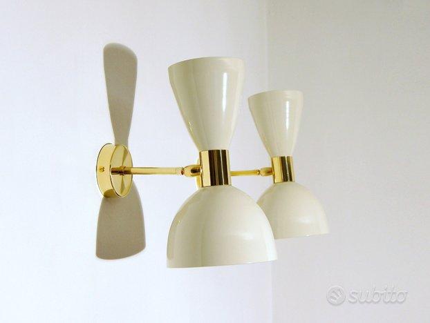 APPLIQUE Lampade da Parete - STILNOVO Style '50,Stilnovo