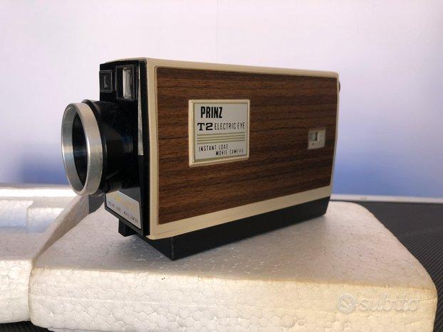 Prinz T2 Electric Eye Videocamera Super 8
