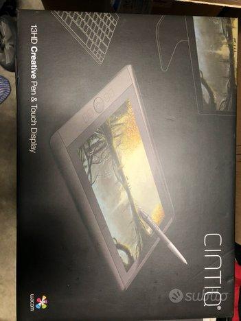 """Tavoletta grafica 13""""HD Wacom Cintiq Pen"""
