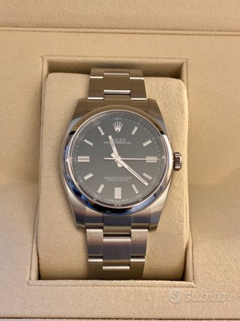 Rolex Oyster Perpetual 36 mm - NOS con pellicole