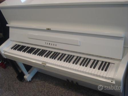 Pianoforte yamaha u1 silent