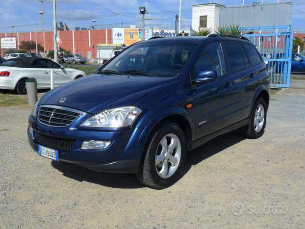 Ssangyong Kyron New 2.0 XVT 4WD Comfort