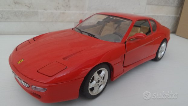 Ferrari 456 GT in scala 1/18