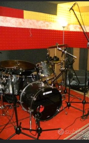 Yamaha maple custom absolute 15000 + set di piatti