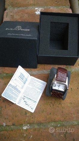 Margi orologio da donna cassa in acciaio