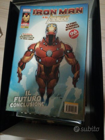 Iron man e i potenti vendicatori, 1/62 completa
