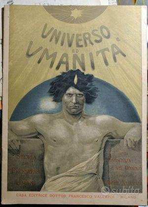 Universo ed Umanità - Manifesto dell'opera