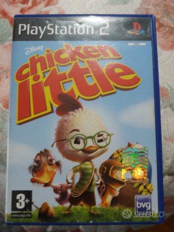 Videogame Chicken Little