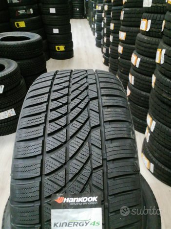 Gomme nuove Hankook 225 40 R18m+s