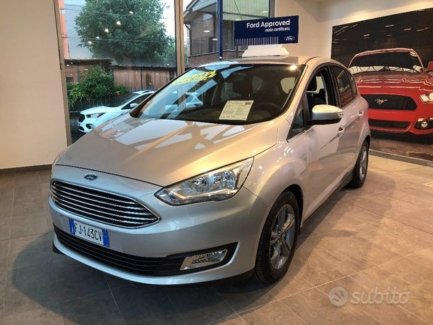 Ricambi ford c max 2017