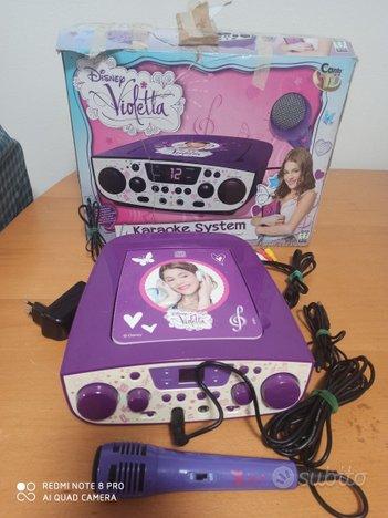 Karaoke system Violetta