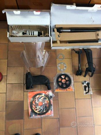 Ricambi e accessori per KTM RC 390 / RC 125