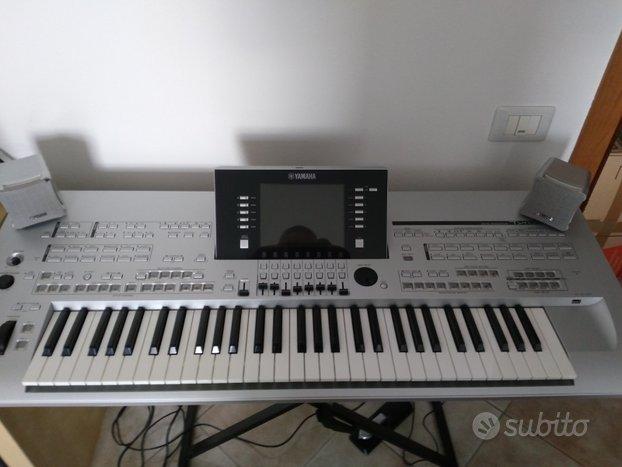 Yamaha Tyros 4 Tastiera Arranger