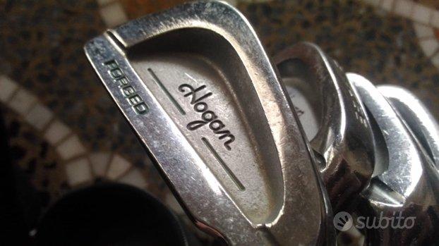 Set Ferri golf Ben Hogan in grafite