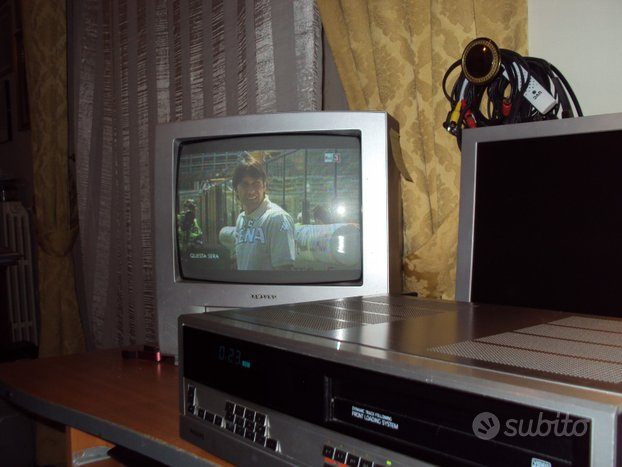 Philips vr2350 video 2000
