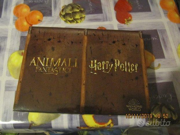 Collezione completa Harry Potter animali fantastic