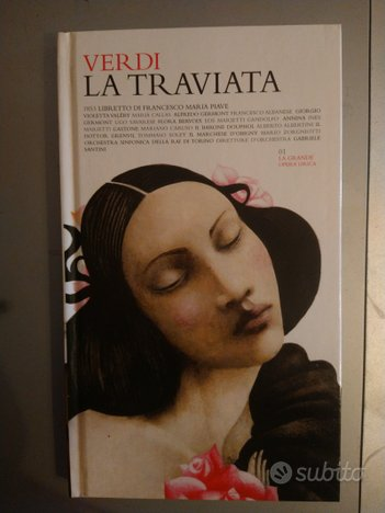 Verdi - la traviata - libretto + 2 cd