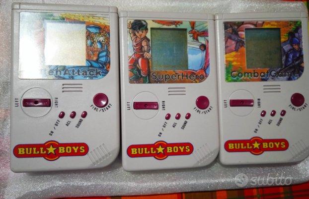Retrogames/videogames Bull Boys scacciapensieri