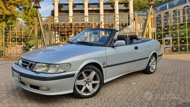 Saab 9.3 Cabriolet 2.0 Turbo SE