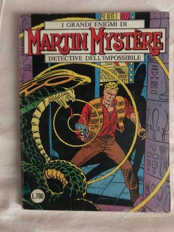 N' 1 martin mystere - gli uomini in nero