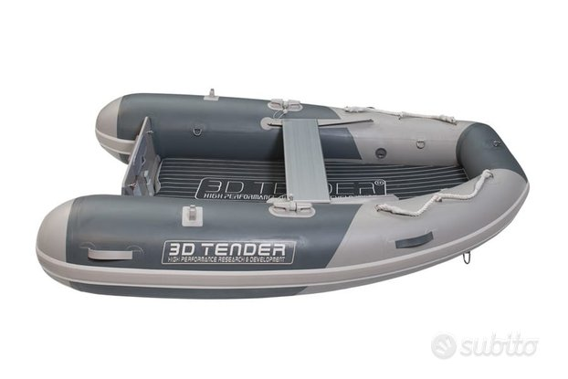 Gommone Twin Fastcat 200 3D Tender