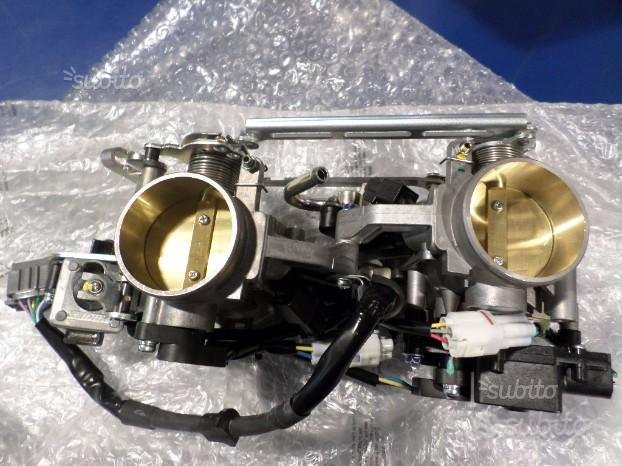 Corpo farfallato KTM SuperDuke R 990, RC8