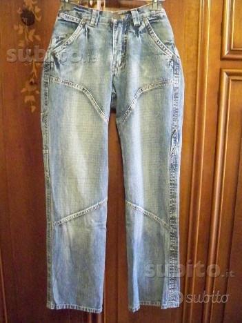 Jeans hip hop taglia 50