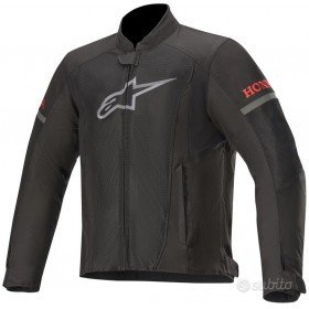 Giacca moto estiva HONDA T-FASTER AIR JACKET by Al