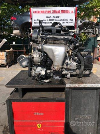 Motore Audi A2, 1.4 benzina sigla BBY