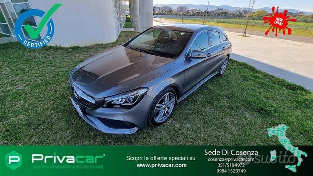 Mercedes-Benz CLA 220 d S.W. Automatic Busine...