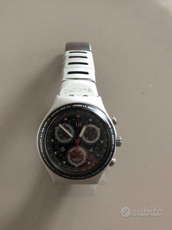 Swatch Irony Chrono Aluminium