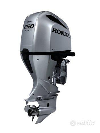 Honda Marine BF250 digitale 2021