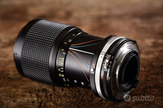 Zoom nikon 35-105 macro