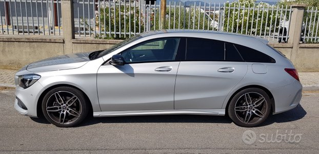 MERCEDES Classe CLA shooting brake (C/X117) - 2019