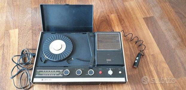 Registratore Radio/Stereo Calex 7110
