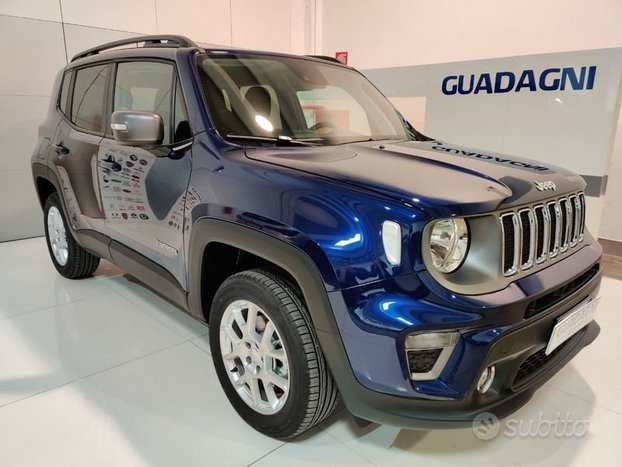 Jeep Renegade 2.0 MJT 140 LIMITED 4WD LOW AT9...