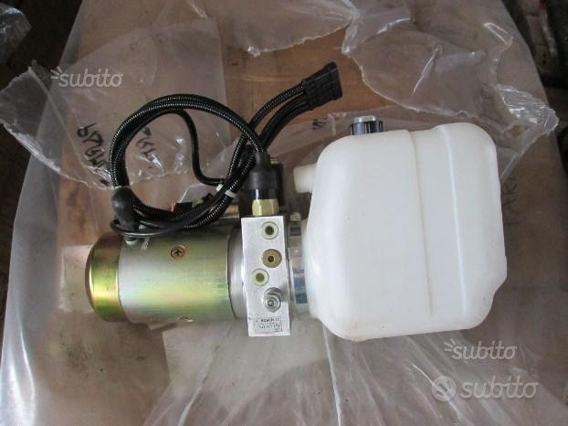 Pompa idraulica per ribaltabile
