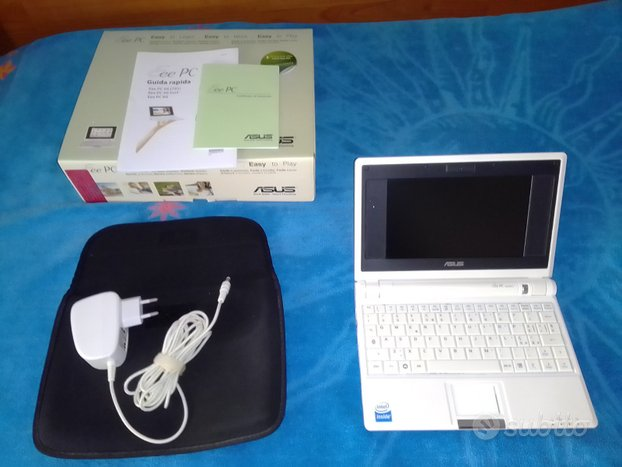 PC notebook EEE PC 4G ASUS DVD