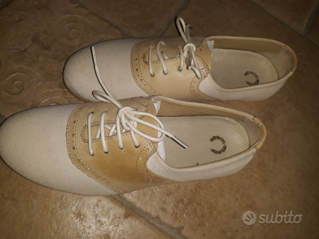 Fred Perry donna scarpe