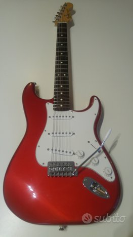 Fender Stratocaster Made in Mexico