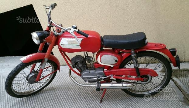 Moto Morini Corsarino 50 ZT 4 marce